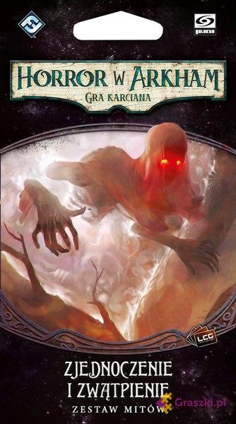 Horror w Arkham: Gra karciana - Zjednoczenie i zwątpienie | Galakta
